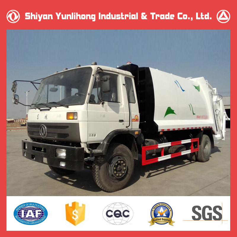 20CBM compressor garbage truck refuse collection vehicle