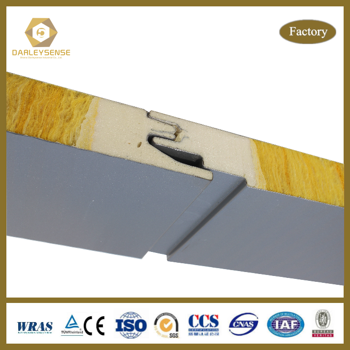 China Factory Seller decorative exterior metal siding panel from Famous Supplier