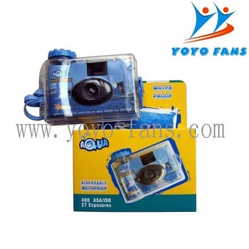 disposable underwater camera WITH CE CERTIFICATE