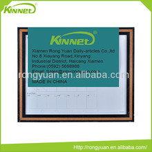 Customized office promotional refrigerator magnet memo board