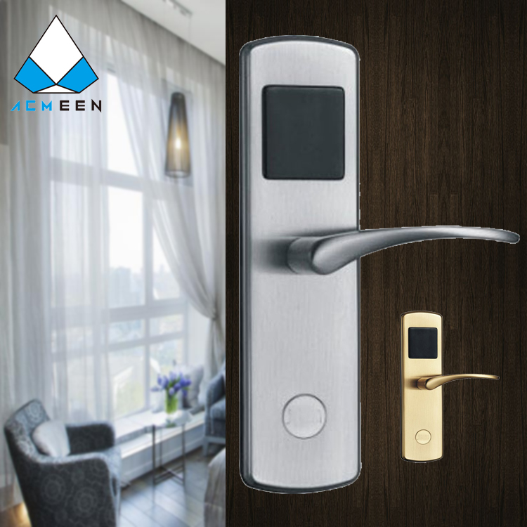 hotel electromagnetic electric panel lock