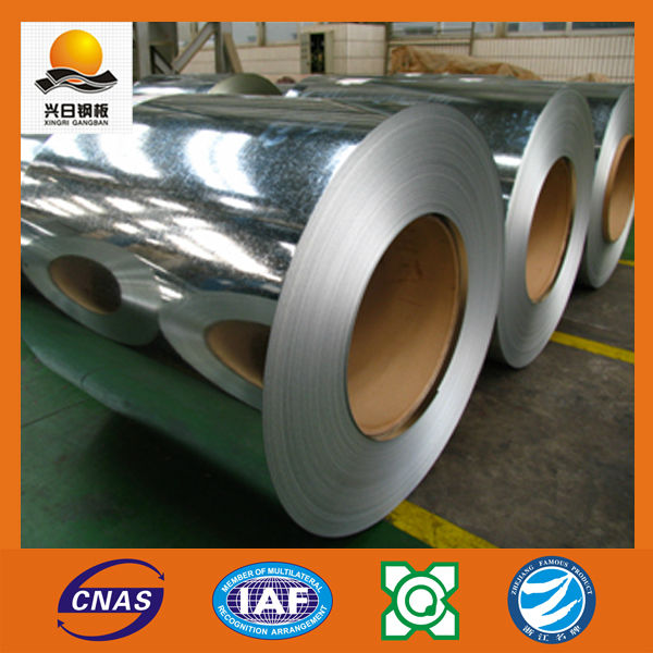 Galvanized Sheet Metal Prices/Galvanized Steel Coil z275/zinc coating steel coil