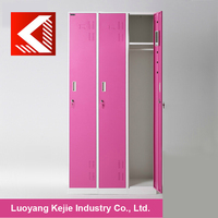 Hospital furniture in steel with drawer and inserts high glossy white wood wardrobe steel painted wardrobe