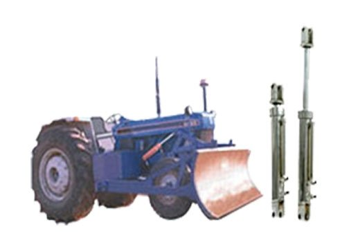 Hydraulic Jack for Tractor Attached Front Dozer (for Side Attachment)