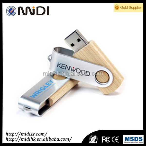 Lowest Price bulk wood usb flash drive 1gb-128gb