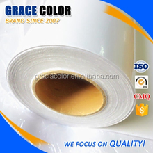 High Quality Bubble free White Glue Self adhesive Vinyl Film/Vehicle Wrap