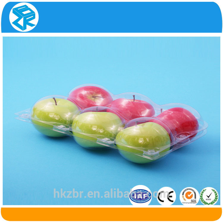 China Supplier PP Plastic fruit strawberry food punnet