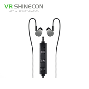 In-Ear earphone stereo BT headphone metal earphone for Mobile Phone
