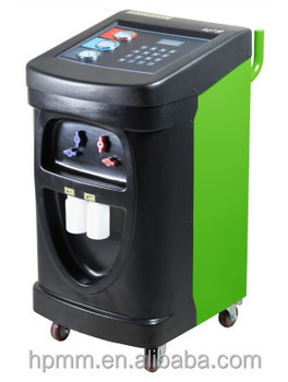 PL-AC100 Semil-Automatic A/C Recovery & Recharge Machine