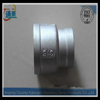 china manufacture 304 or 316 stainless steel male and female industrial plug and socket