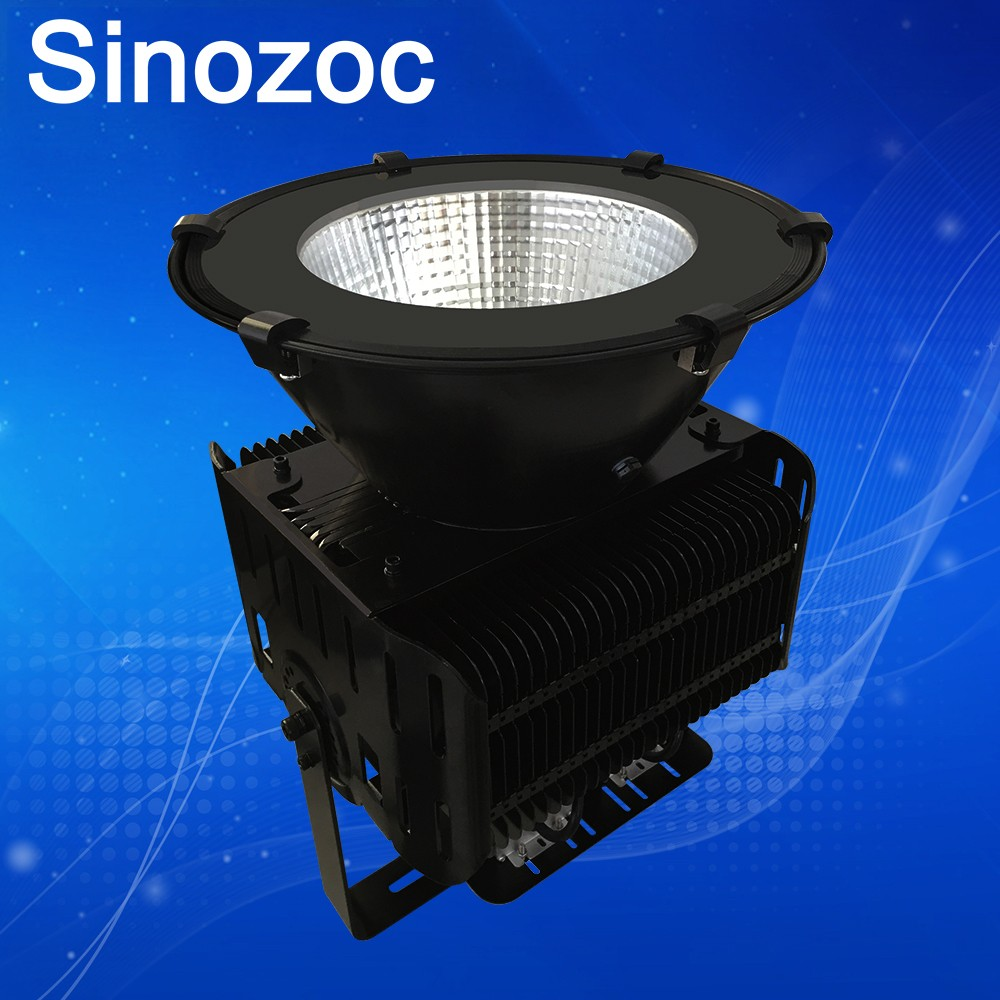 Sinozoc 500w led flood light for projector lighting application