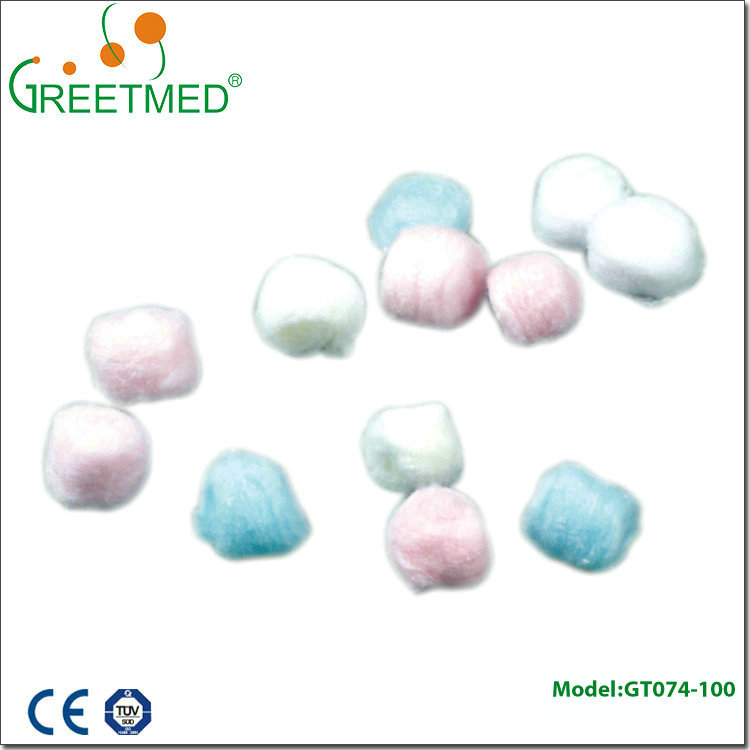 High quality disposable cotton wool ball