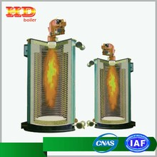 gas fired low pressure water tube boiler for sale