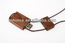 USB- Flash Memory - Wood - wholesale 64mb usb flash drive