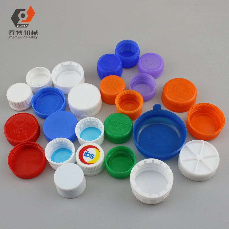 customzied plastic bottle cap water soda juice milk custom bottle cap