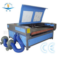 cnc fabric laser cutting engraving machines NC-F1810