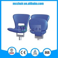 2016 Taurus Floor Mounted China Stadium Seat Plastic Chair/Audience Chair Arena Seating/Grandstand Seating Chairs