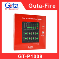 Gutafire Fire Alarm 16 Zone Conventional Fire Alarm Control Panel System