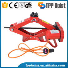 12V Car Jack DC Powered Electric Scissor Jack 2000kg
