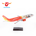 Airbus A320 airplane model with stand 18/38/49cm Vetjet airlines plane model metal or ABS resin options