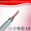certificated Jelly filled twisted pair HYV telephone cable