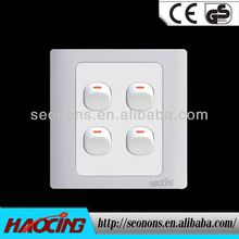 2012 By End Most Popular illuminated wall switch