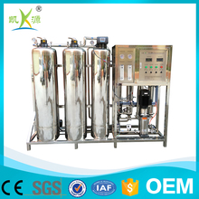 KYRO-1000 stainless steel hardness and salt removal water purifying machine with reverse osmosis system