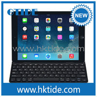 For Ipad Air Smart Cover Ultra Slim Aluminum Bluetooth 3.0 Keyboard Case