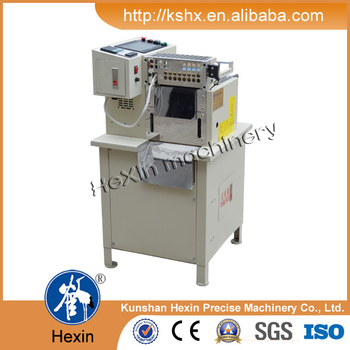 CE ISO Certified Cold/ Hot Model Nylon Belt Cutting Machine