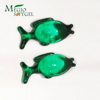 Fish shaped Bath Oil Beads