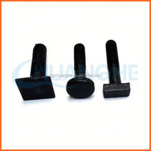 Chuanghe factory price black galvanized hammer head t bolt