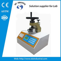 measure units kgf/cm2, psi and kPa, LCD display bursting strength tester for paper