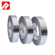 Self Adhesive Industrial Aluminum Foil Tape With Silicone Release Paper