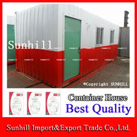 Sunhill ISO Steel Mobile Container Vacation/Holiday Shop House