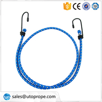 UTOP Polyester Bungee Cord With Hooks