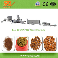 Full Automatic Pet Food Processing Line /Floating Fish Feed Pellet Extruder Machine