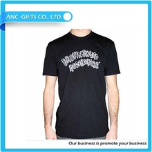 wholesale cheap 100% ring spun cotton t shirt Small order accept custom