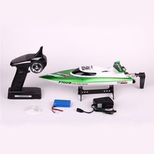 2.4G Remote Contrller Speed Boat FT009 Green RC Models