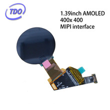 "1.39"" oled ips low temperature Round Circular Tiny round 1.39"" oled display"