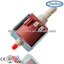 DARHOR coffee machine pump,water pump for coffee maker,solenoid water pump