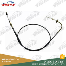 High Quality OE 6613003130 Auto Accelerator Cable For Benz MB100