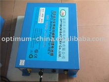 HEV/EV lithium iron phosphate battery pack of 36V-100Ah with suitable charger and case