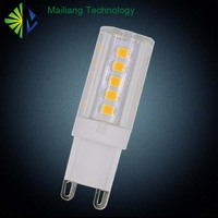 China Manufacturer LED Light 2.5W 230lm G9 Product