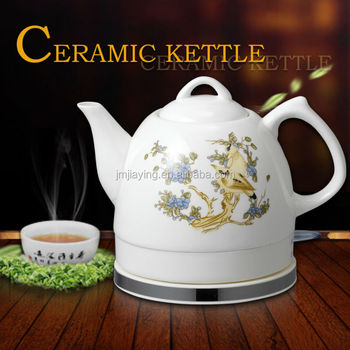 1L Electric Ceramic Kettle