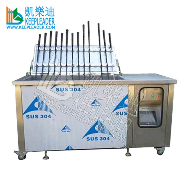 Immersible golf club ultrasonic cleaner of golf club ultrasonic cleaning