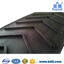 Pattern Rubber Conveyor Belt,V-belt