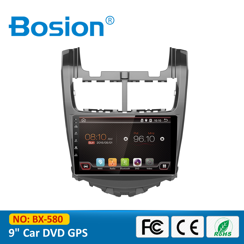 2 Din Quad Core Android Touch Screen GPS Car Radio for Chevrolet Aveo with 3G Wifi Bluetooth Rear Camera