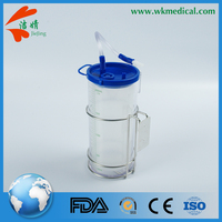Medical Supply Suction Canister And Liners