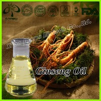 Natural ginseng essential oil/ginseng oil/ginseng hair oil