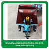 High efficiency manual walking tractor drive 1 row potato planter